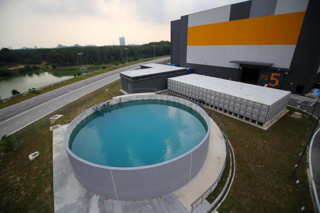 IMS 12 (Deep Water Tank)